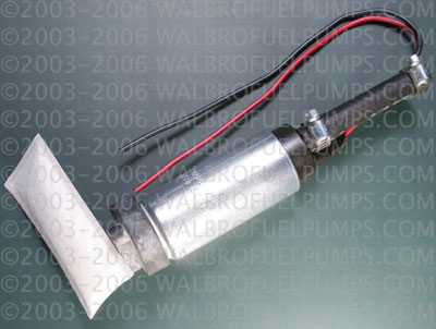 Walbro Fuel Pump Example
